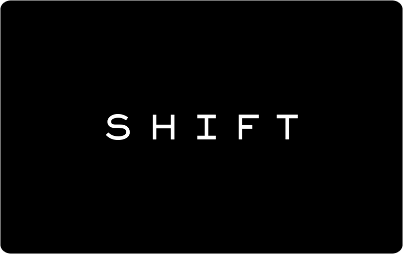 Gift cards shift restaurant at remai modern customize your card negle Image collections